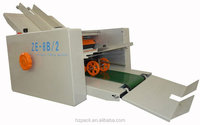 Quality paper folding machinery/ Smallest Paper Folding machine/ A3 paper folding machine