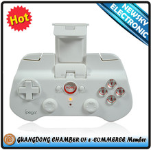 High Quality Wholesale Bluetooth 3.0 iPega PG-9017 Joystick Game Controllers for iPhone5