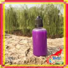 50ml clear round vial for e jiuce