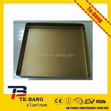 Aluminum kitchen tools baking sheet oven cooking tray