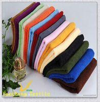 100%poly warp knitting towel fabric/CVC/TC/POLY NYLON