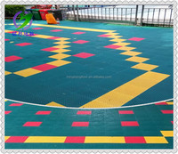 pp interlock kindergarten floor 13mm thickness