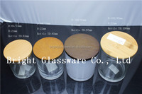 Various Kinds of Wooden Lids With Silicone For Glass Jars