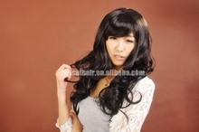 High Quality Synthetic Fluffy Hair Wig