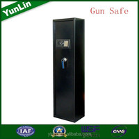 dummy security camera with password lock for gun