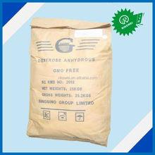 dextrose anhydrous glucose