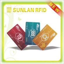 Fast Delivery Printed Plastic Card, RFID Card,Programmable RFID Card