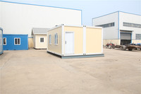 portable trailer friendly mobile modular pu container office