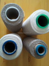 100% Linen Yarn/Natural Color/Semi Bleached