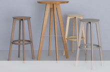 modern solid wood bar table high bar table counter table