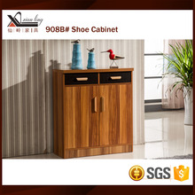 Moden Style Designed Wood Shoe Cabinet