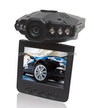 2015 new style recording radar detector with car dvr camera