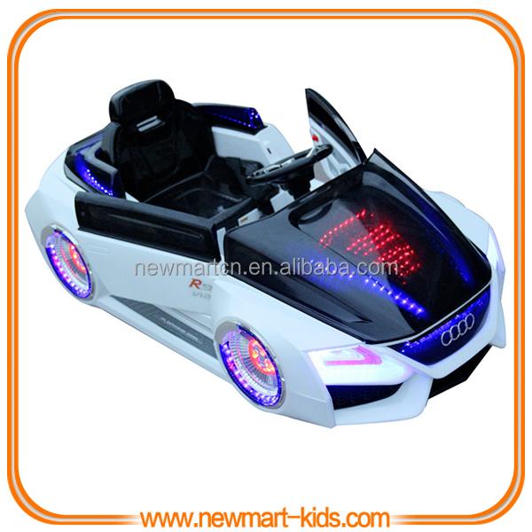 Fresco a batteria per bambini bambini auto elettriche auto ...