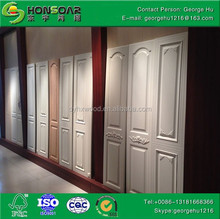 Factory Super Strong PVC Film Faced MDF Kitchen Cabinet Door, kitchen & cabinet glass door