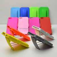 Holster Shell Combo Belt Clip For ip5s Mobile Phone Cover Cases For Apple iPhone 5