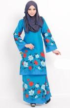 Fashion Malay Female Baju Kurung