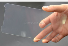 2015 new arrival clear cell phone glass screen protector privacy for MOTO nexus6