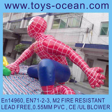 inflatable advertising cartoon/inflatable cartoon characters/cartoon character for advertising