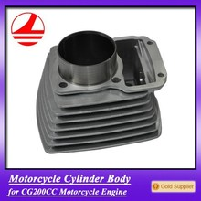 good manufacture factory CG200CC cylinder block chinese motorcycle accessory