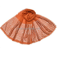 2015 HOT SELLING FASHION LONG air hostess scarf