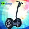 Two-wheeled self balancing personal transporter