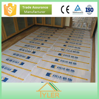 Self Adhesive Hard Floor Protective Films/Foils/Tapes Rolls