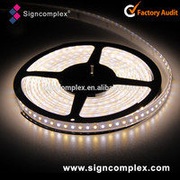 SMD 5050 addressable white led strip with CE ROHS UL