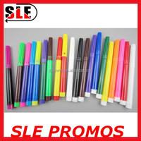 Rainbow change color magic marker pen