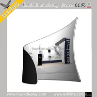 Wholesale trade show display aluminum backdrop stand (3DS-R200B)