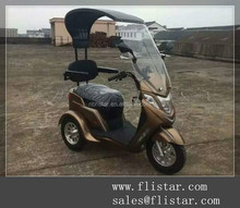 2015 special design passenger electric tricycle with prooof