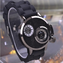 Newest promotional custom logo business watch men vogue watch