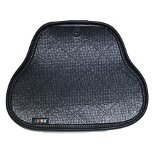 DS-05 Leather Trunk Mat Floor Mat Stone Series Of Decorative Pattern Car Back Box Mat