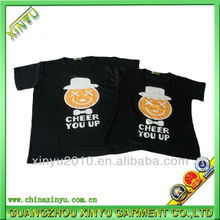 Popular couple t-shirt wholesale promotional tshirt