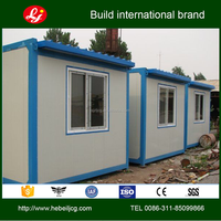 Low cost and good quality folding contianer house