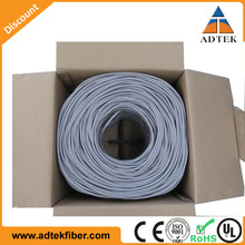 China Factory Indoor&Outdoor Cheap High Quality Cat5e Bulk Cable