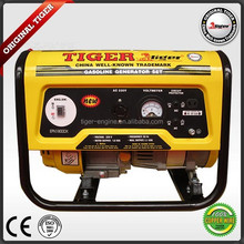 TIGER EPN SERIES EPN1800 GASOLINE GENERATOR 1KW TE156 4 STROKE