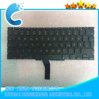 Genuine New AR Keyboard For Macbook Air 11'' A1370 Arabic AR Keyboard MD711 MD712 MD223 MD224 MC968 MC969 MC505 MC506