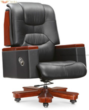 Solid Wood Executive Ergonomic Chair Armrest Executive Chair A-0441505