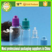 10ml plastic e juice bottle square mass stock