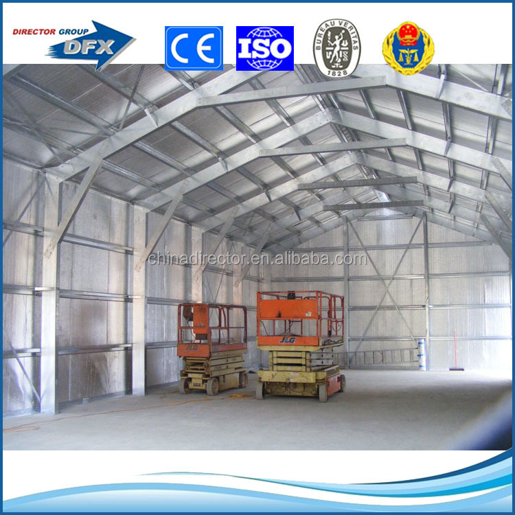 source china water proof light steel frame farm crops produc