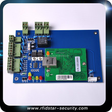 wiegand single door tcp/ip access control board with Webserver access controller
