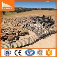 2015 Australia America popular cattle fencing panels metal fence