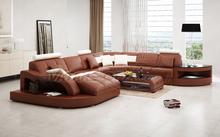 Sofá de madeira quadro H2217