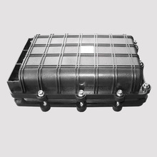 Top quality the max capacity 144 core outdoor enclosure