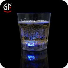 Made From China Halloween 10 0Z Mini Color Flashing Whiskey Glasses