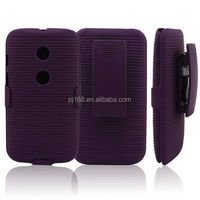 new product hard case holster kickstand belt clip case for Alcatel One Touch Fierce D386 7024W