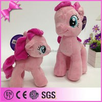 2015 best made plush toys ponies for sale