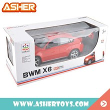 1:14 Red Radio Control Car Racing Games For Boys