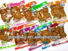 Vacuum Plastic Compound Snack Food Packaging Bag