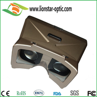 IMAX 6 inch virtual reality viewer plastic soft 3d google glasses